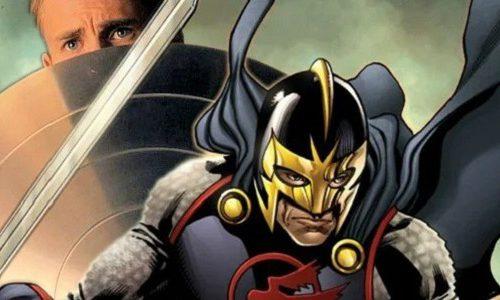 Меч Черного рыцаря сделан из вибраниума в киновселенной Marvel?