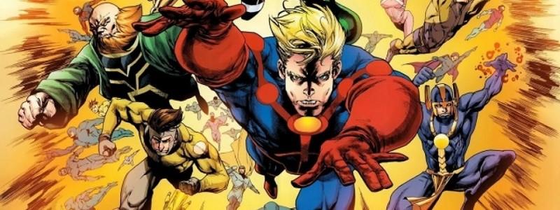 Раскрыт секретный злодей фильма «Вечные» от Marvel