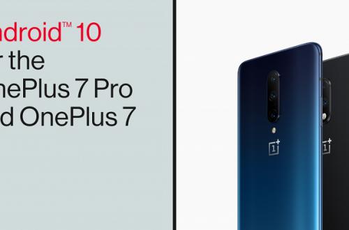 Смартфоны OnePlus 7 и 7 Pro начали получать стабильную Android 10