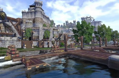 Фанат создал Штормград из World of Warcraft на движке Unreal Engine 4