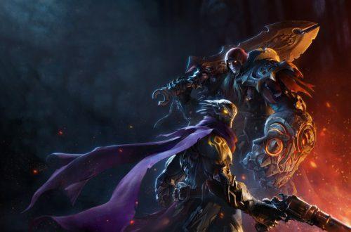 Вышел новый трейлер Darksiders Genesis, посвященный Войне