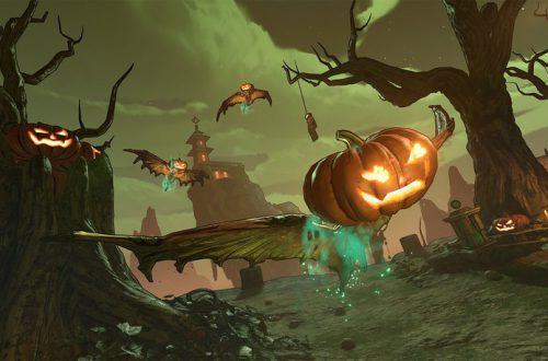 В Borderlands 3 пройдет хэллоуинский ивент с огнедышащими тыквами