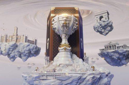 Дом моды Louis Vuitton разработал с Riot Games новые скины для League of Legends