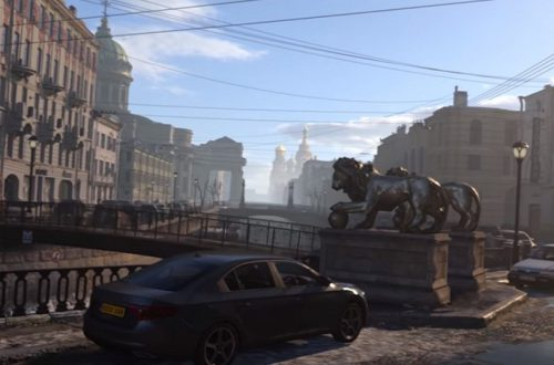 В сюжетном трейлере Call of Duty: Modern Warfare показали Санкт-Петербург