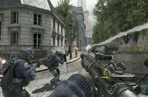 Режим «Выживание» из Call of Duty: Modern Warfare станет эксклюзивом PS4 на год