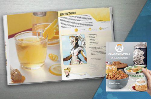 Кулинарная книга по Overwatch поможет приготовить любимые блюда героев