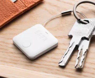 Гаджет Xiaomi Bluetooth Key Finder поможет не терять ключи и прочие вещи