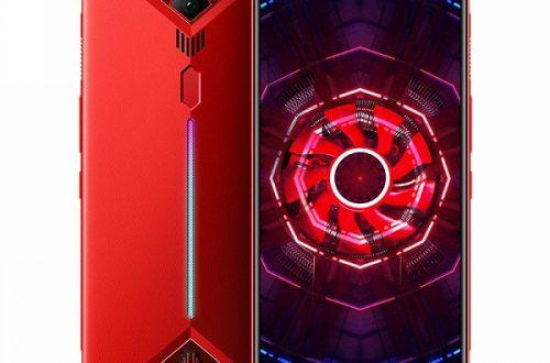 Nubia Red Magic 3S получит экран с частотой 90 Гц и 4D-вибрацию