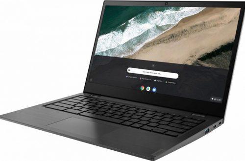 Lenovo Chromebook S345-14AST — нетипичный хромбук на основе гибридного процессора AMD