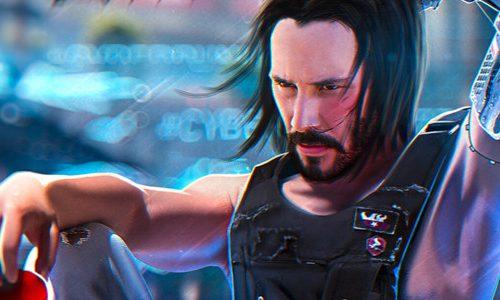 Игрок не сможет закрутить роман с персонажем Киану Ривза в Cyberpunk 2077