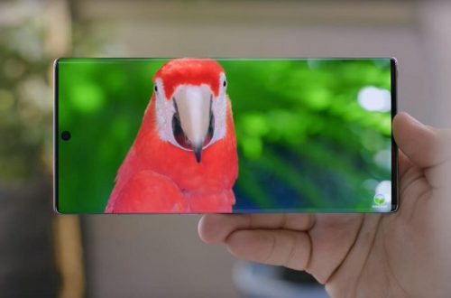 Очень дешево. Samsung представит смартфон с экраном-водопадом в сентябре