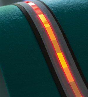 Специалистами Fraunhofer FEP созданы гибкие модульные ленты OLED