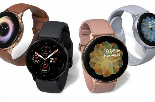 Как у Apple Watch Series 4. Умные часы Samsung Galaxy Watch Active 2 обзаведутся функцией ЭКГ только в начале 2020 года
