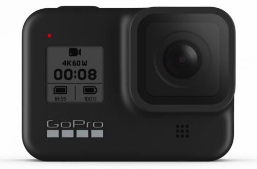 Фотогалерея дня: камера GoPro Hero 8