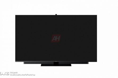 Умный телевизор Huawei Smart Screen TV во всей красе