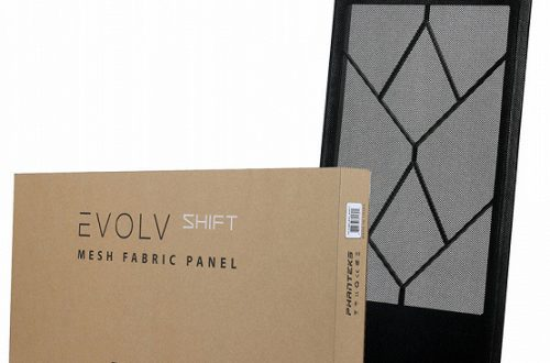 Боковые панели корпуса Phanteks Evolv Shift Air — сетчатые