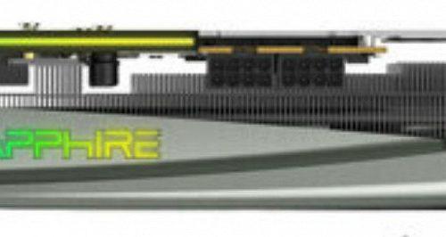 Появилось первое изображение видеокарты Sapphire Radeon RX 5700 (XT) Nitro