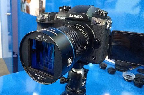 В этом году ожидается выпуск необычно дешевого анаморфотного объектива Sirui 50mm/F1.8