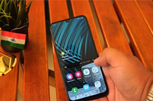 Первые фотографии Samsung Galaxy M30S с новой камерой и аккумулятором на 6000 мА•ч