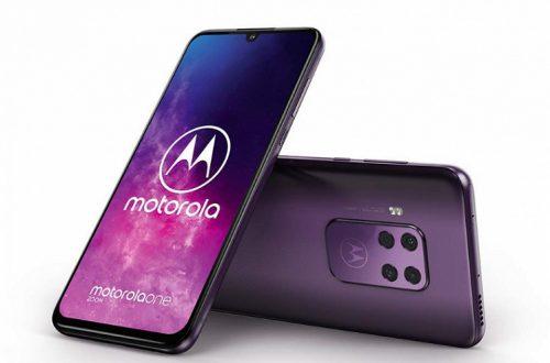 Motorola One Zoom показал возможности в бенчмарке