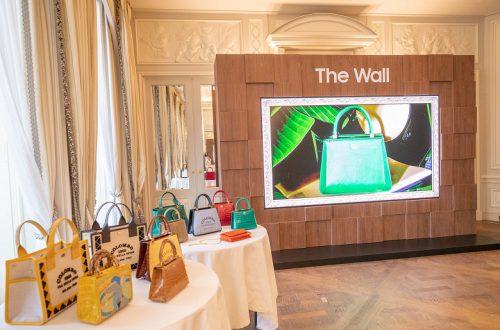 292 дюйма при разрешении 8K. Samsung показала модульный телевизор The Wall Luxury