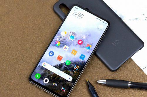 Xiaomi Mi Mix 4 не отменили. Он выйдет уже в октябре с такой же камерой, как у Xiaomi Mi Mix Alpha