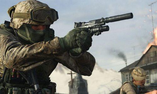 В Call of Duty: Modern Warfare будет 34 режима мультиплеера
