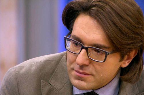 """Пародия на Киркорова"": Андрей Малахов устроил скандал на съемках шоу ""Привет, Андрей!"""