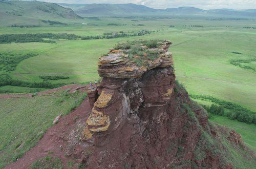 Внеземные «Сундуки». Первое знакомство. Экспедиция «Цивилизации Юга Сибири – 2019»