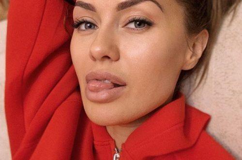 Виктория Боня: после родов я потеряла обоняние