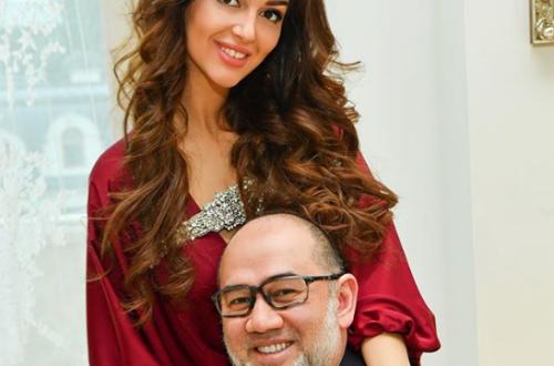 Бывший король Малайзии жалеет, что женился на Оксане Воеводиной