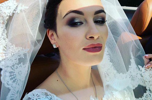 Анастасия Приходько наконец-то обвенчалась с мужем