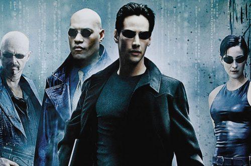 Легендарный фильм «Матрица» покажут в Москве в формате 4К