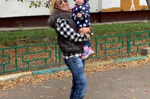 Дочь телеведущей Леры Кудрявцевой растет вундеркиндом