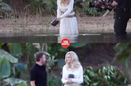 Её теперь не узнать: Анджелина Джоли снова стала блондинкой
