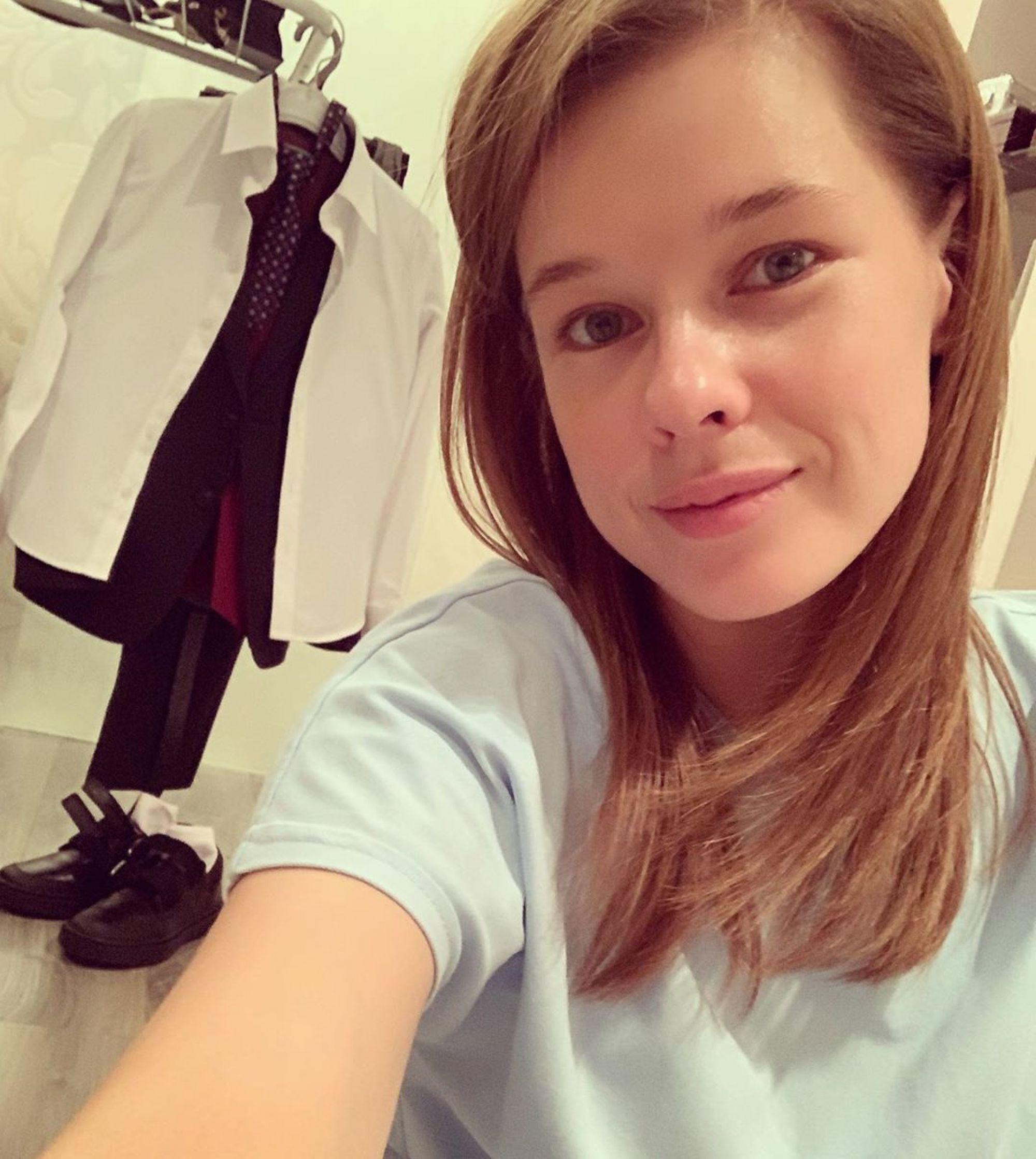 """""""Угадайте, кто я"""": Катерина Шпица опубликовала горячее фото в латексном костюме"""