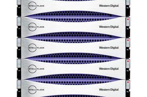 Western Digital продает подразделение IntelliFlash и уходит с рынка систем хранения