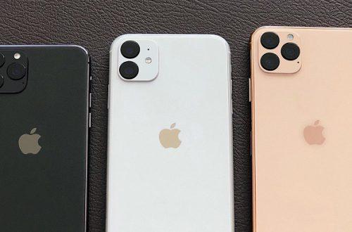 Никаких iPhone 11 Pro и iPhone 11 Pro Max. Новые смартфоны Apple iPhone будут называться не так, как мы думали