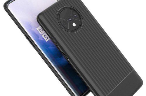 OnePlus 7T в чехле показался на качественных рендерах