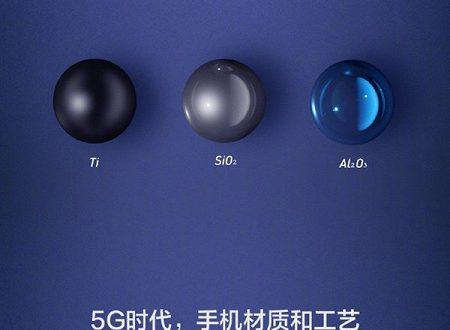 Титан, стекло и алюминий: Xiaomi Mi 9 Pro 5G порадует материалами корпуса