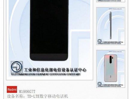 Смартфон Redmi Note 8 Pro получил больше памяти