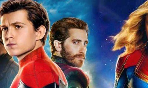 Человек-паук появится в фильме про Капитана Марвел
