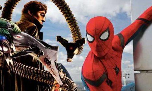 Этот постер «Человека-паука 3» показывает Доктора Осьминога в MCU