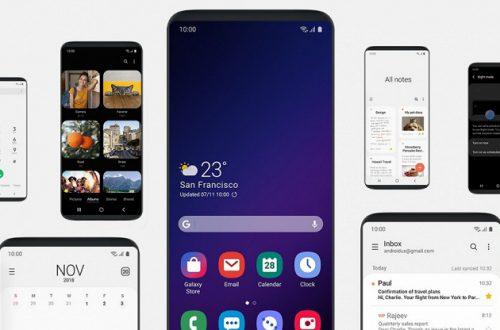 Samsung могла изменить фирменную оболочку One UI 2.0 на Android сильнее ожидаемого