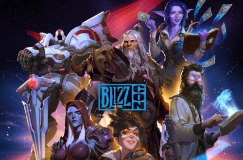 Blizzard рассказала о подарках для владельцев цифровых билетов на BlizzCon 2019