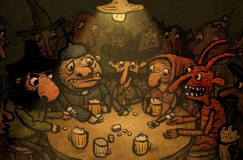 Создатели Samorost и Machinarium внезапно выпустили новую игру - Pilgrims