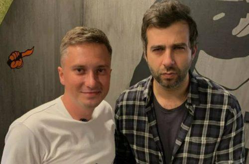 Иван Ургант сыграл в Dota 2 вместе с Алексеем «Solo» Березиным из Virtus.pro