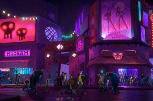 Алкоголь и розыгрыш от демонов в новом геймплее приключения Afterparty