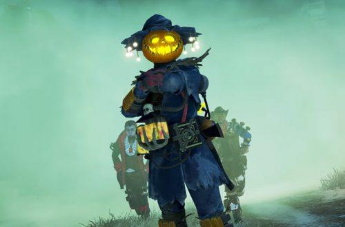 «Бейся или бойся»: трейлер хэллоуинского события в Apex Legends