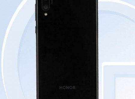 Китайцы показали недорогой смартфон Honor 20 SE с тройной 48-мегапиксельной камерой